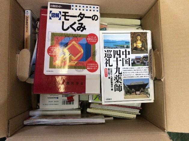 岡山県から仏教などの書籍の寄付をいただきました