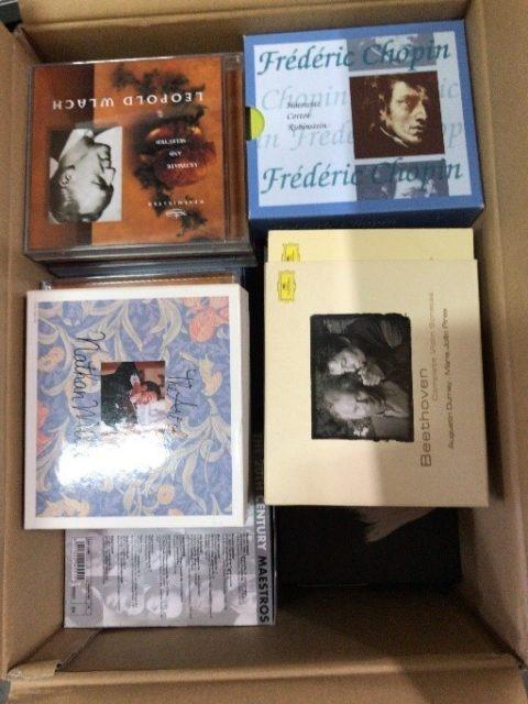 熊本県熊本市中央区よりクラシックCDの寄付をして頂きました
