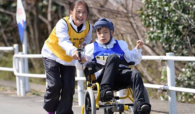 淀川寛平マラソンファミリー