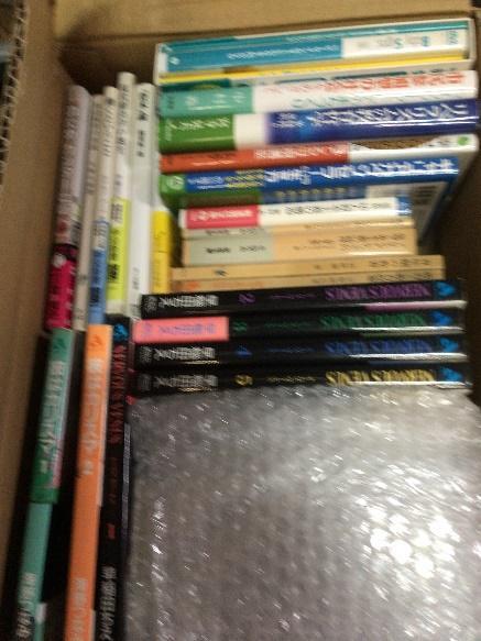 埼玉県さいたま市より本、CDの寄付をして頂きました