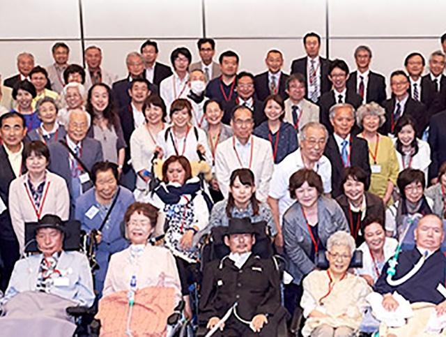 日本ALS協会メンバー